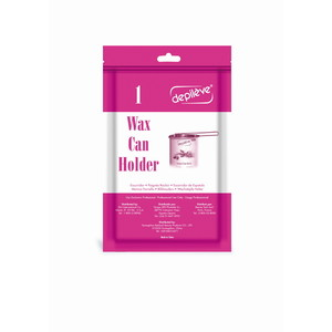 WAX HOLDERS, 2 CAN
