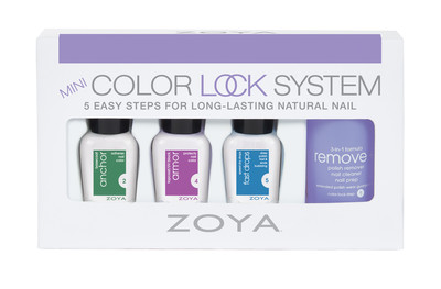COLOR LOCK SYSTEM ZOYA