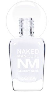 NAKED MANICURE GLOSSY SEAL, 15 ML